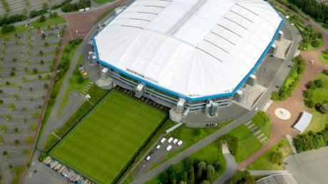 Die Veltins-Arena könnte Austragungsort eines Endspiels der Europa League werden.
