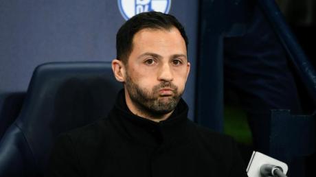 Könnte bald in Russland anheuern: Ex-Schalke-Coach Domenico Tedesco. Foto: Ina Fassbender/dpa