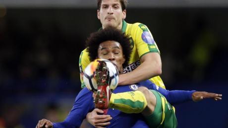 Inzwischen in England aktiv: Ex-Bundesliga-Profi Timm Klose. Foto: Alastair Grant/AP/dpa