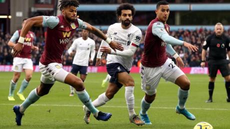 Aston Villa spielt in der Premiere League am 9.7.20 gegen Manchester United. Hier gibt es die Infos zur Übertragung im TV und Stream.