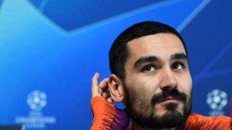 Bis 2023 an Manchester City gebunden: Nationalspieler Ilkay Gündogan.