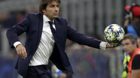 Zunächst hatte es Gerüchte gegeben, Inter-Trainer Antonio Conte hätte einen Drohbrief bekommen.