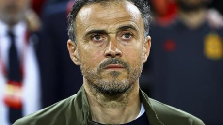 Wird wieder spanischer Auswahltrainer: Luis Enrique Martinez.