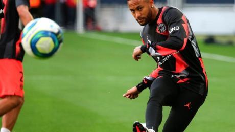 Könnte schon bald wieder für Paris Saint-Germain auflaufen: Neymar.