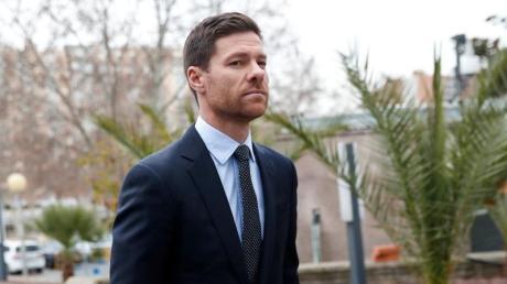 Vom Vorwurf des Steuerbetrugs freigesprochen: Xabi Alonso kommt zum Gerichtsverfahren in Madrid.