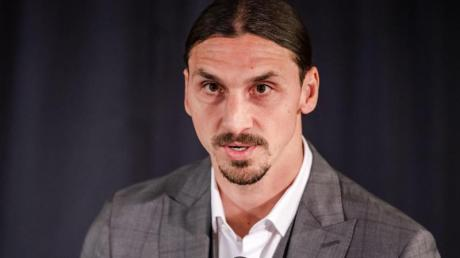 Zlatan Ibrahimovic hat Anteile an dem Club Hammarby IF gekauft.