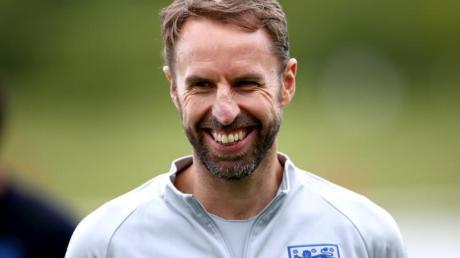 Englands Trainer Gareth Southgate sieht den Respekt für die Three Lions gewachsen.