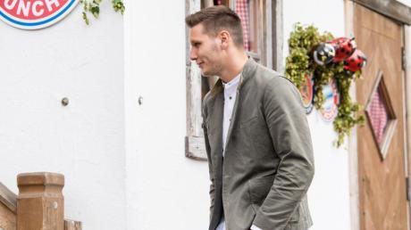 Arbeitet derzeit an seinem Comeback: Niklas Süle.