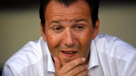 Ist nicht mehr Trainer der iranischen Nationalmannschaft: Der Belgier Marc Wilmots.