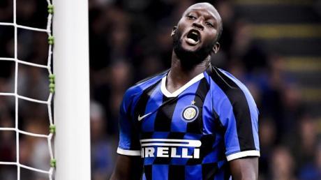 Trifft mit Inter Mailand auf ASRom: Romelu Lukaku.