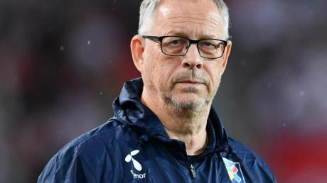 Bleibt Trainer der norwegischen Fußball-Nationalmannschaft: Lars Lagerbäck.