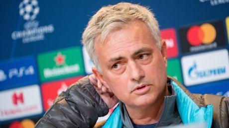 Setzt in München auf die Jugend: Spurs-Coach José Mourinho.