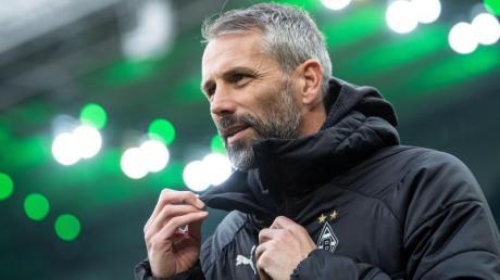 Will mit Gladbach Gruppensieger werden: Borussia-Coach Marco Rose.