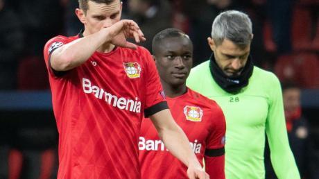 Bayer Leverkusen ist aus der Champions League ausgeschieden.