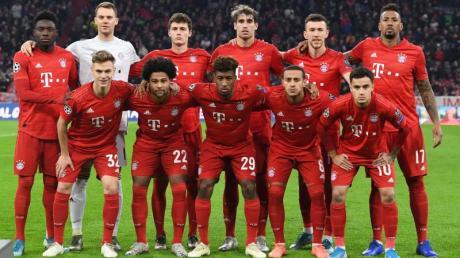 Der FC Bayern München spielt heute, 14.12.19, gegen Werder Bremen. Hier gibt es die Infos zur Übertragung im TV und Live-Stream.