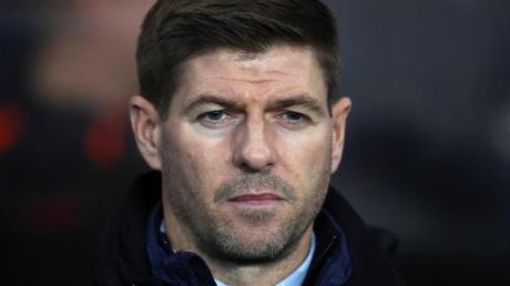Bleibt Trainer bei den Rangers: Steven Gerrard.