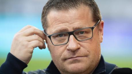 Kritisiert die Vergabe der TV-Rechte an der Champions League an den US-Konzern Amazon: Gladbachs Sportdirektor Max Eberl.