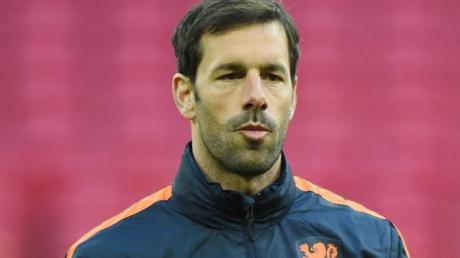 Bei der EM 2020 im niederländischen Trainerstab: Ruud van Nistelrooy.