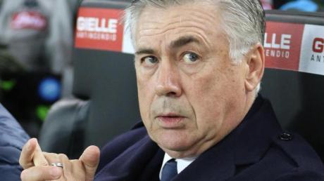 Carlo Ancelotti ist der neue Trainer des FC Everton.