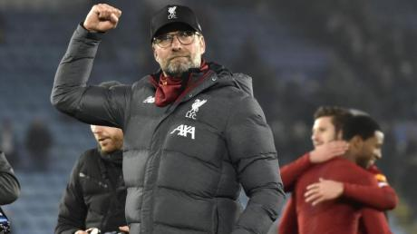 Gibt den Mahner: Liverpool-Coach Jürgen Klopp.