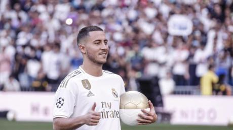 Real Madrids Eden Hazard wird nicht mit nach Saudi-Arabien reisen.