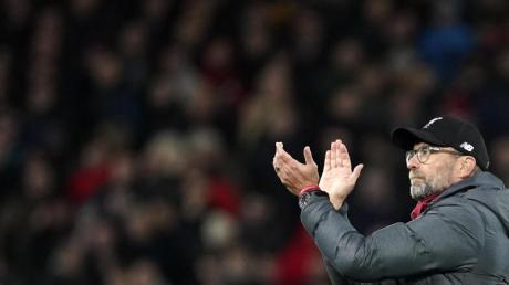 Liverpool-Trainer Jürgen Klopp hat großen Respekt vor Carlo Ancelotti.