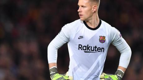 Fällt für den FC Barcelona aus: Torwart Marc-Andre ter Stegen.