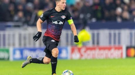 Diego Demme wechselt für rund zwölf Millionen Euro von Leipzig nach Neapel.