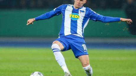 Spielt bis zum Saisonende für Norwich City: Ondrej Duda.