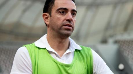 Xavi Hernandez hat den Trainer-Posten beim FC Barcelona zunächst abgelehnt.