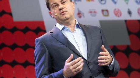 Christian Seifert ist der Geschäftsführer der DFL.
