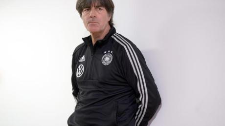 Hat mit dem DFB-Team bei der EM harte Brocken als Gruppengegner: Bundestrainer Joachim Löw.