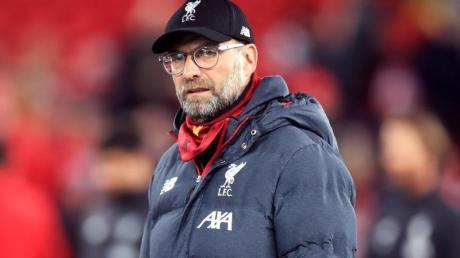 Muss mit dem FC Liverpool im FA Cup nachsitzen: Coach Jürgen Klopp.