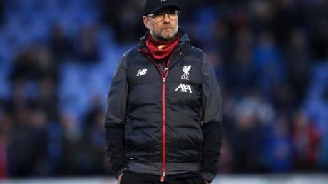 Will im Pokal ein Nachwuchsteam auf den Rasen schicken: Liverpool-Coach Jürgen Klopp.
