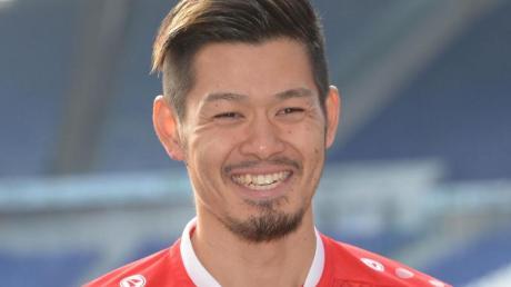 Verwandelte den entscheidenden Elfmeter zum Sieg im Supercup für Vissel Kobe: Hotaru Yamaguchi.