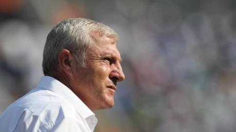 Übt Kritik an PSG-Trainer Thomas Tuchel: Luis Fernandez.