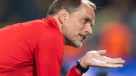 Kam mit PSG gegenAmiens nicht über ein Remis hinaus: Trainer Thomas Tuchel.