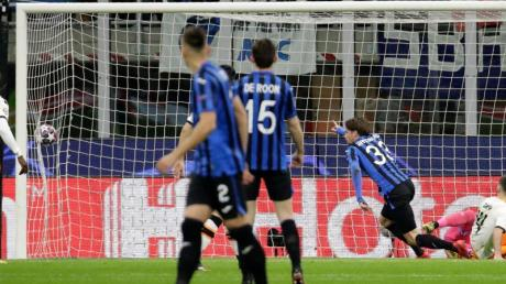 Atalanta Bergamo setzte sich klar gegen den FC Valencia durch.