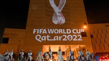 Katar ist als Gastgeber der Fußball-WM 2022 umstritten.