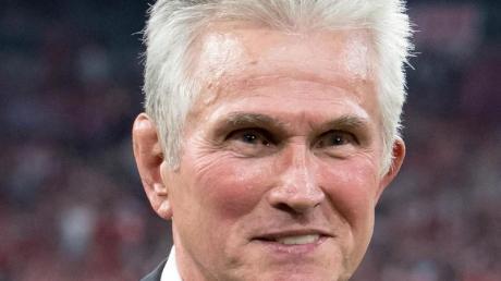 Trainer-Legende Jupp Heynckes hofft einen Sieg des FC Bayern.