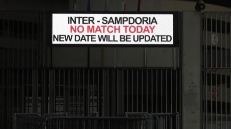 Der Coronavirus hatte bereits erhebliche Auswirkungen auf die italienische Serie A.