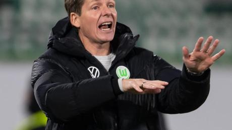 Ist mit Wolfsburg im Hexenkessel von Malmö gefordert: VfL-Coach Oliver Glasner.