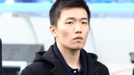 Hat den Chef der italienischen Fußball-Liga mit harschen Worten kritisiert: Steven Zhang.