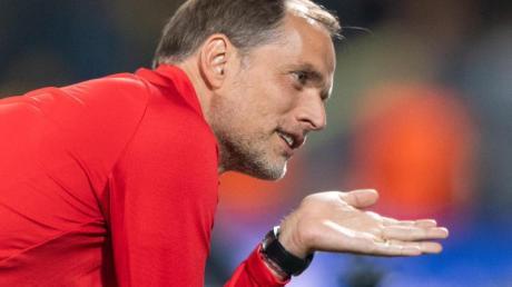 Spiel von Thomas Tuchels Paris gegen Straßburg abgesagt.