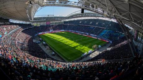 Das Champions-League-Spiel von RB Leipzig gegen Tottenham Hotspur findet wie geplant mit Zuschauern statt.