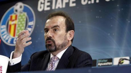 Getafe-Präsident Torres kündigte an, dass sein Team unter den derzeitigen Umständen nicht nach Italien fahren wird.