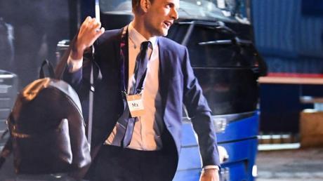 PSG-Trainer Thomas Tuchel ist mit seinem Team ins Viertelfinale der Champions League eingezogen.