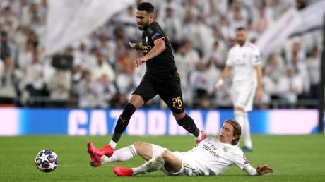 Auch das Rückspiel zwischen Manchester City und Real Madrid wurde vorerst abgesagt.