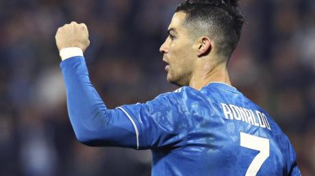 Wandte sich mit besorgten Worten an seine Fans: Juve-Star Cristiano Ronaldo.