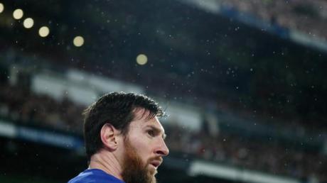 Lionel Messi ist der Superstar des FC Barcelona.